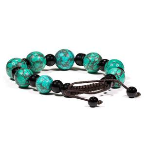 Bilde av Armbånd - Bracelet turquoise